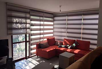 Layered Shades | Laguna Niguel Blinds & Shades, LA