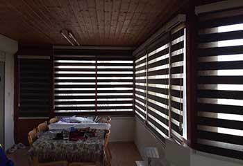 Motorized Roller Shades Project | Laguna Niguel Blinds & Shades, LA