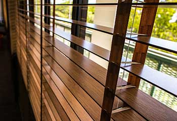 Wood Blinds in Laguna Beach | Laguna Niguel Blinds & Shades, LA